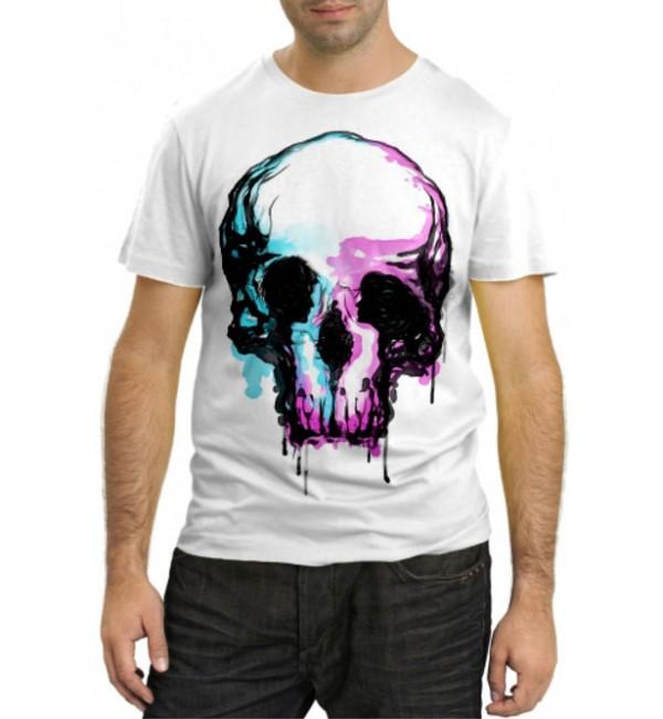 Модная футболка Череп 2