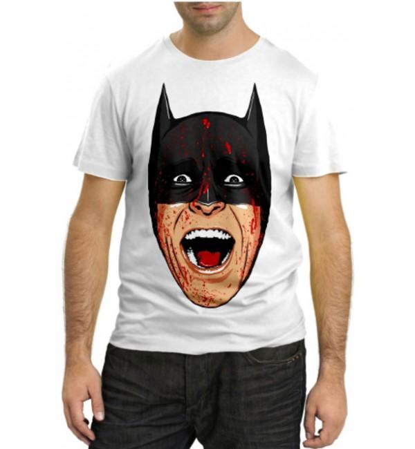 Модная футболка Бэтмен