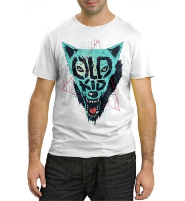 Модная футболка Old Kid
