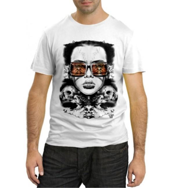 Модная футболка Night Vision