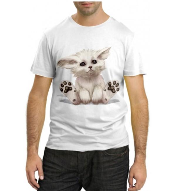 Модная футболка Пушистик