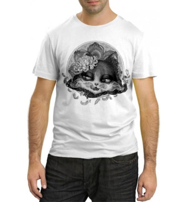 Модная футболка Гламурная кошечка