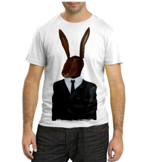 Модная футболка Мистер кроль