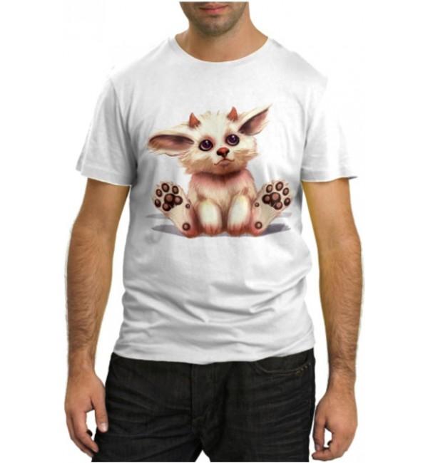 Модная футболка Чертенок