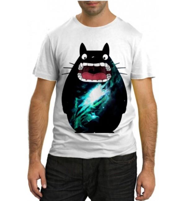 Модная футболка Тоторо