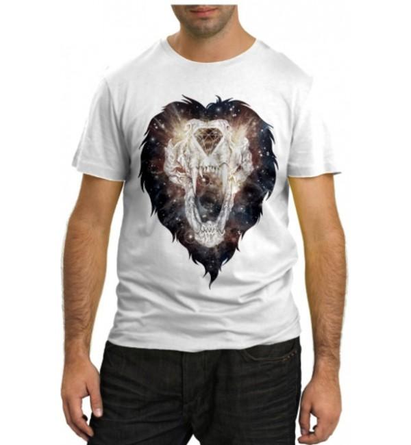 Модная футболка Вселенная