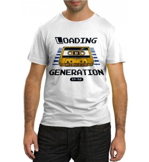 Модная футболка Loading Generation