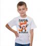 Детская футболка Парень, не промах