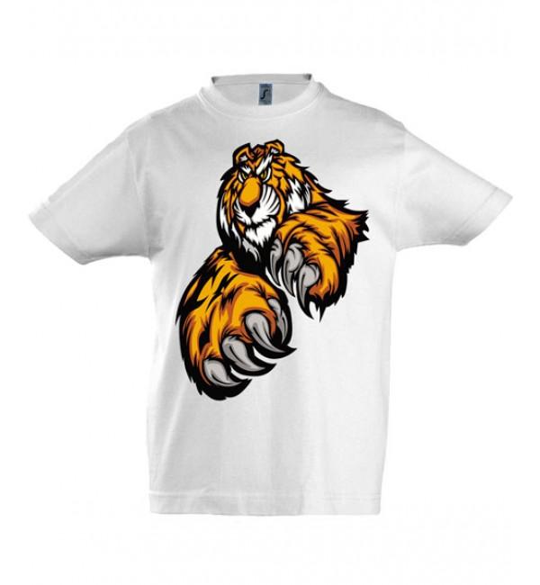 Детская футболка Тигр 1