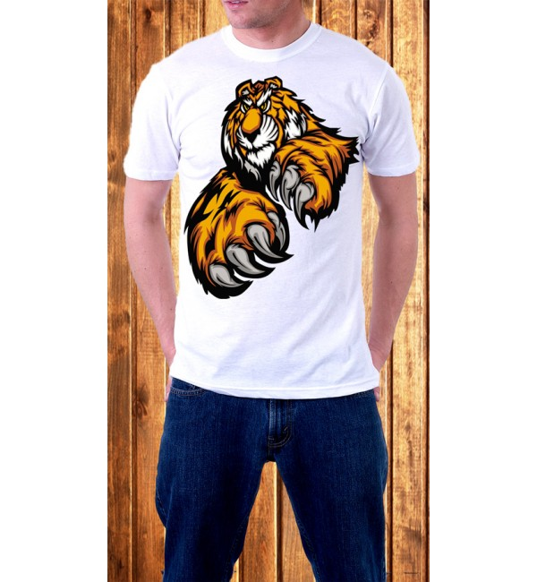 Футболка мужская Тигр 1