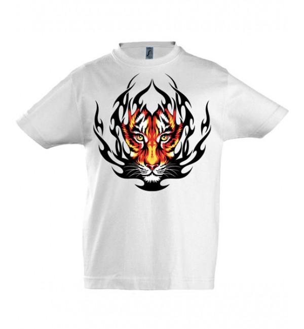 Детская футболка Тигр 2