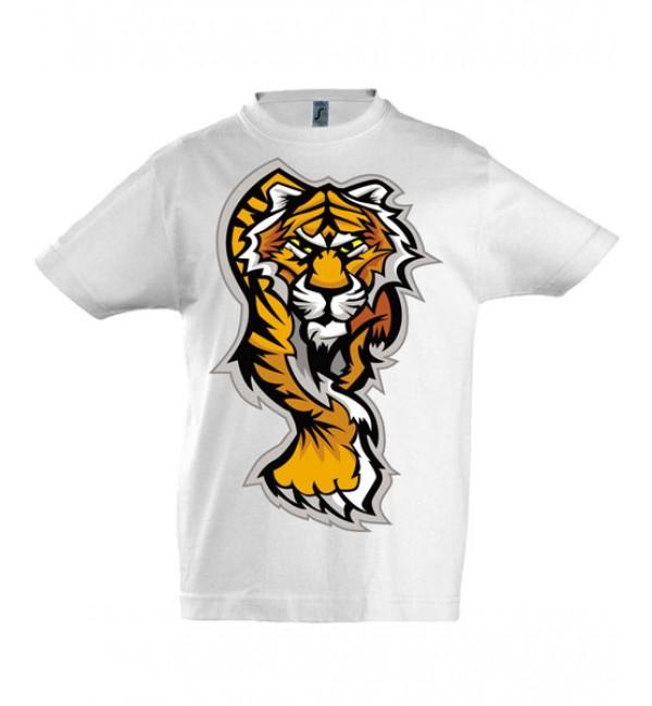 Детская футболка Тигр 3