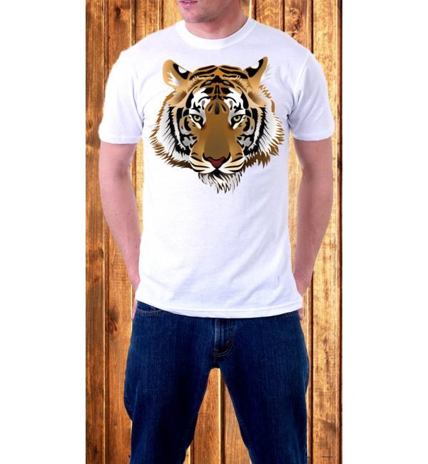 Мужская футболка Тигр 4