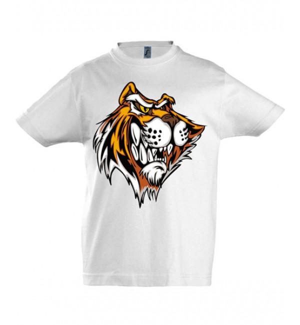 Детская футболка Тигр 4