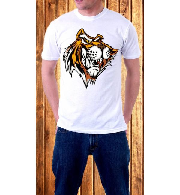 Мужская футболка Тигр 5