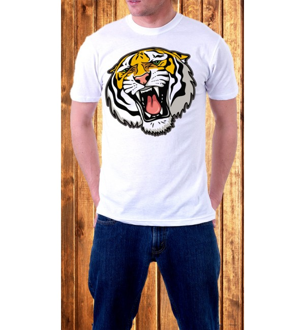 Мужская футболка Тигр 6
