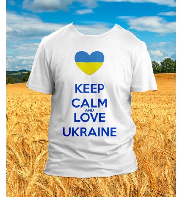 Футболка Love Ukraine