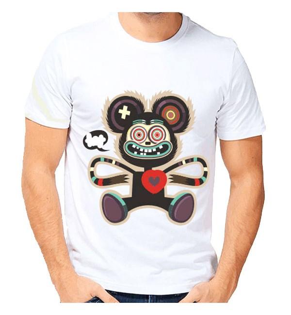 Мужская футболка Хэй Микки