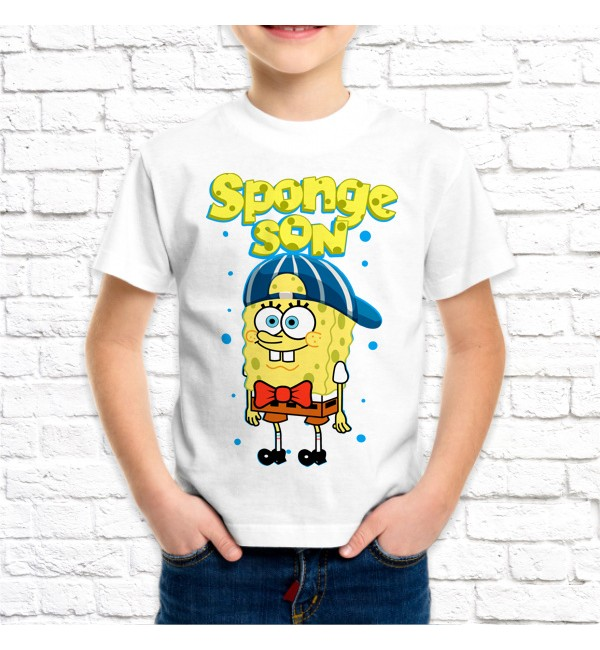 Детская футболка Sponge Son
