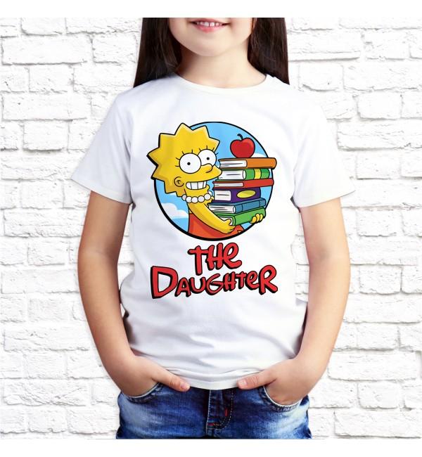 Детская футболка The Daugther