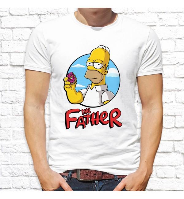 Мужская футболка The Father