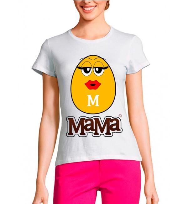 Женская футболка Мама ММДЕМС