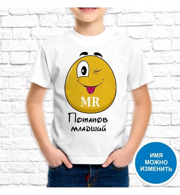 Детская футболка M&M's малыш