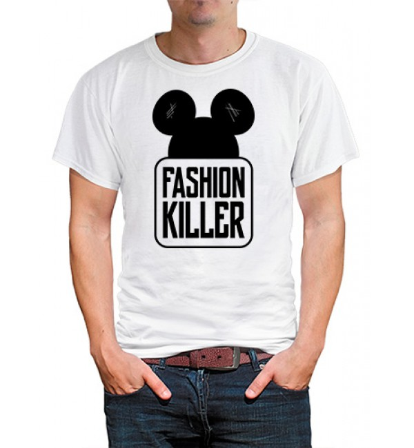 Футболка в стиле SWAG Fashion killer
