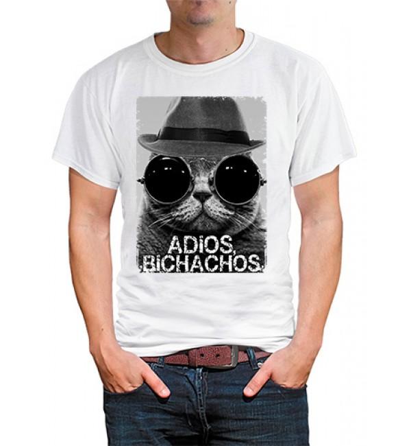 Футболка в стиле тумблер Adios Bichachos