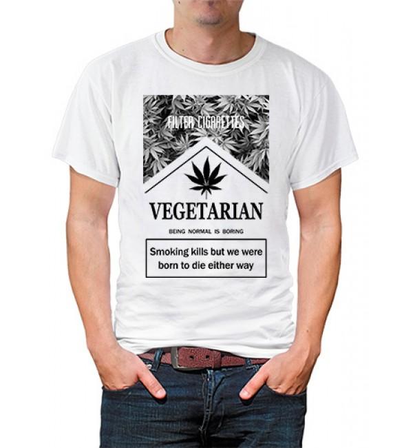 Футболка в стиле SWAG Vegetarian