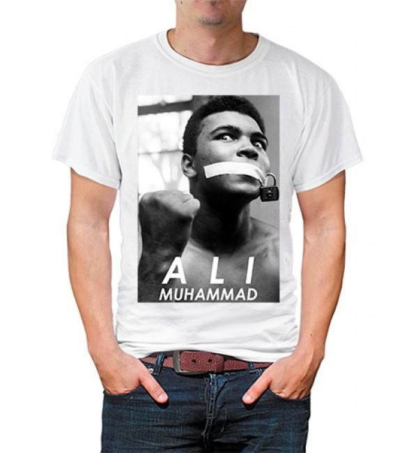 Футболка в стиле тумблер Muhammad Ali