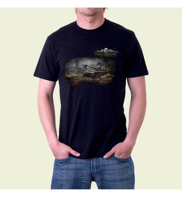 Футболка World of Tanks 9