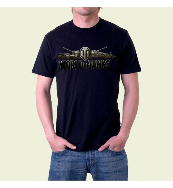 Футболка World of Tanks 12