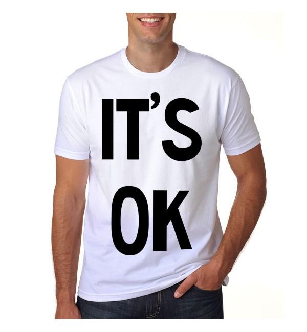 Футболка It's OK