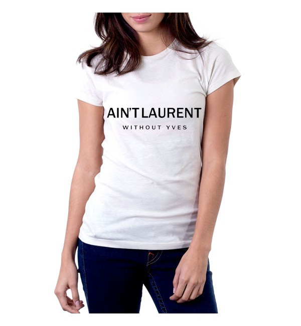 Футболка Ain't Laurent