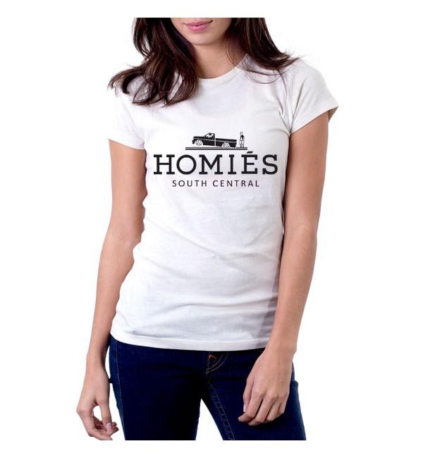 Футболка Homies