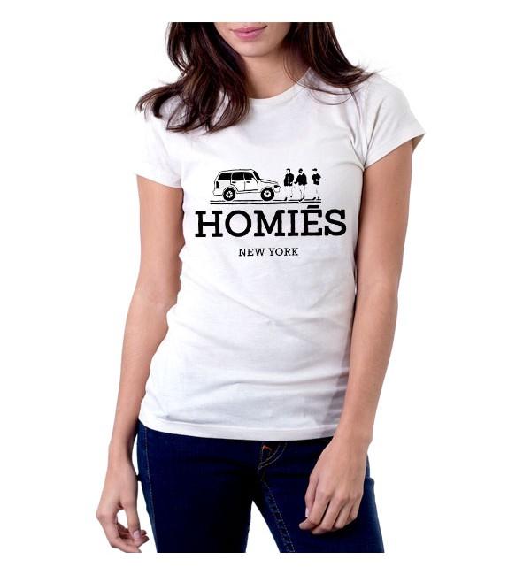Футболка Homies NY