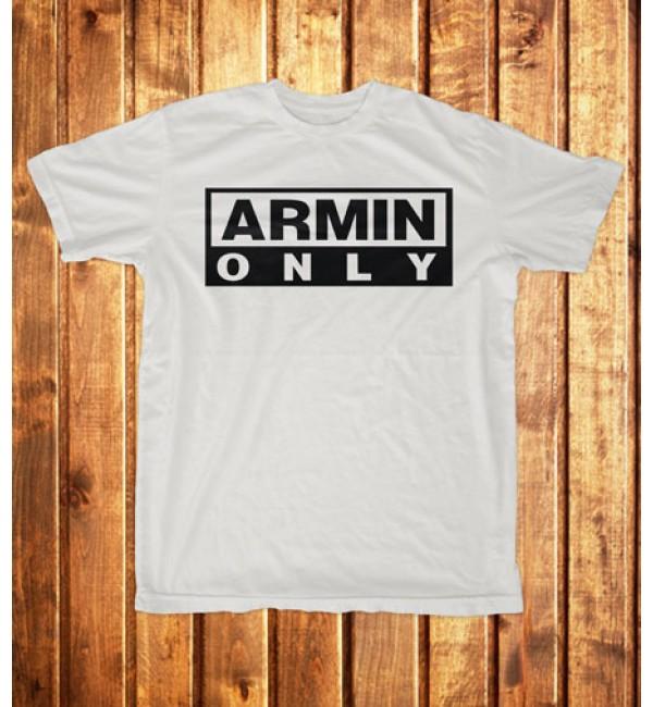 Футболка мужская Armin only