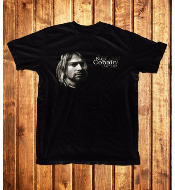 Футболка мужская Kurt Cobain