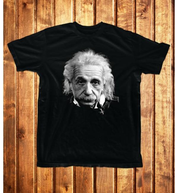 Футболка мужская Эйнштейн
