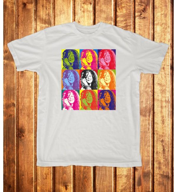 Футболка мужская Janis Joplin 1
