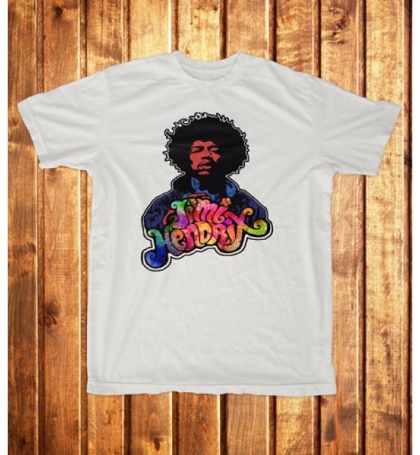 Футболка мужская Jimi Hendrix