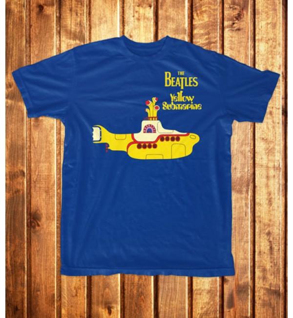 Футболка мужская Yellow Submarine