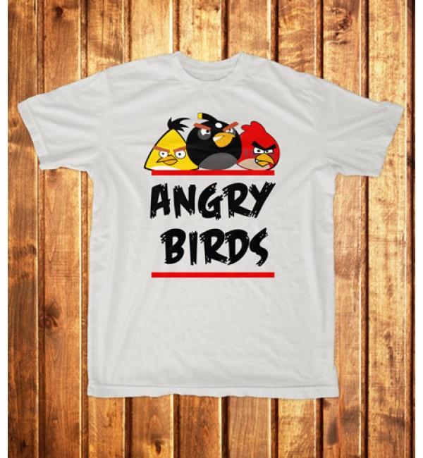 Футболка мужская Angry Birds