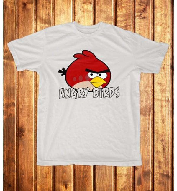 Футболка мужская  Angry Birds 3