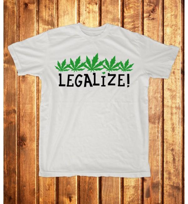 Футболка мужская Legalize!