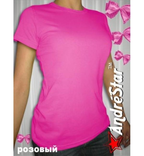 Разноцветные женские футболки