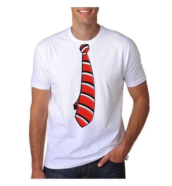 Футболка Красный галстук